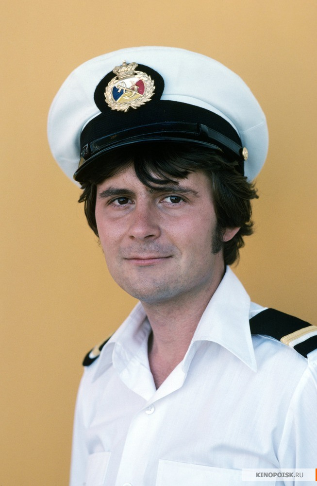 Fred Grandy as Burl Gopher Smith in The Love Boat. Fred also wrote several vignettes for the show.