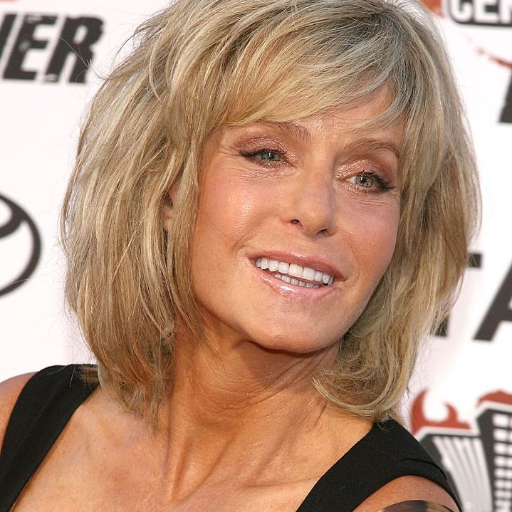 Farrah Fawcett in Comedy Central's, Roast of William Shatner. The Farrah Fawcett Foundation has been established to honor her and help in prevailing the HPV-related cancer.