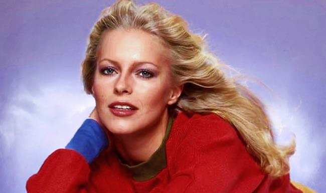 Cheryl Ladd as Kris Munroe in Charlie's Angels. Before Charlie's Angels, she appeared in TV shows like, The Rookies and Happy Days.