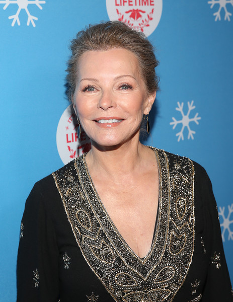 Cheryl Ladd at the event of Lifetime Christmas Movie 2018