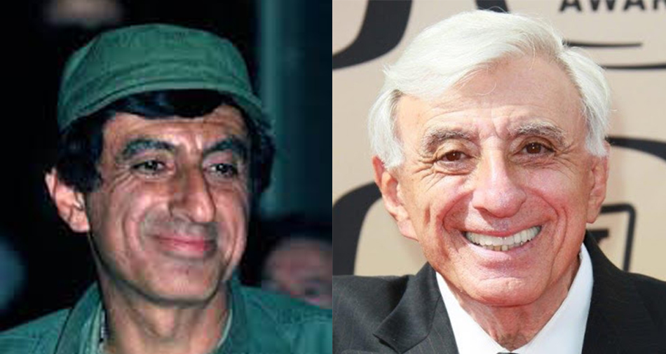 Jamie Farr who played the role of Sergeant Maxwell Klinger in M*A*S*H, appeared in TV movies like Combat Academy, Return of the Rebels and Murder Can Hurt You. His most recent roles include in the movie, Angels on Tap and TV series, Bella and the Bulldogs