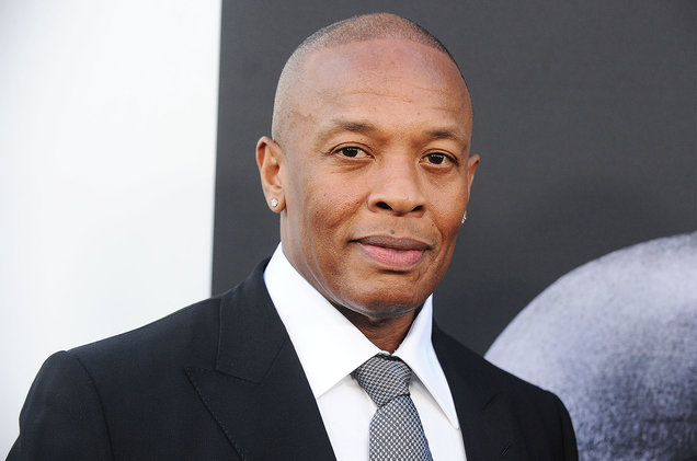Andre Romelle Young aka Dr. Dre has even starred in movies Set It Off, The Wash and Training Day