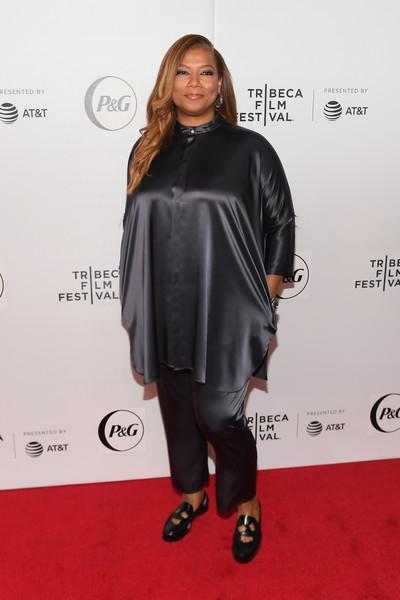 Dana E. Owens aka Queen Latifah at the Tribeca Film Festival