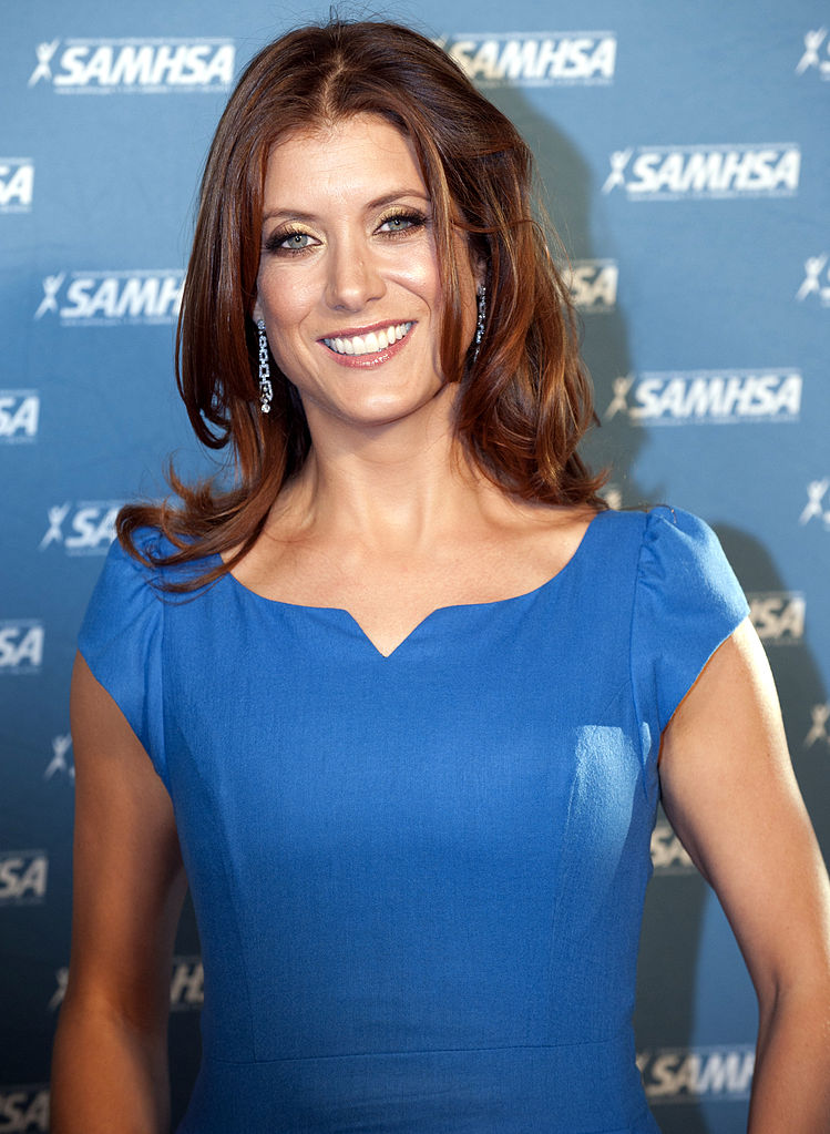 Actress Kate Walsh at the 2011 Voice Awards. Kate Walsh portrayed the role of Dr. Addison Montgomery on NBC's Grey's Anatomy