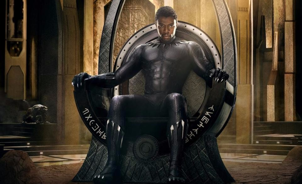 Chadwick Boseman will be seen as unmasked superhero in 2018's Black Panther