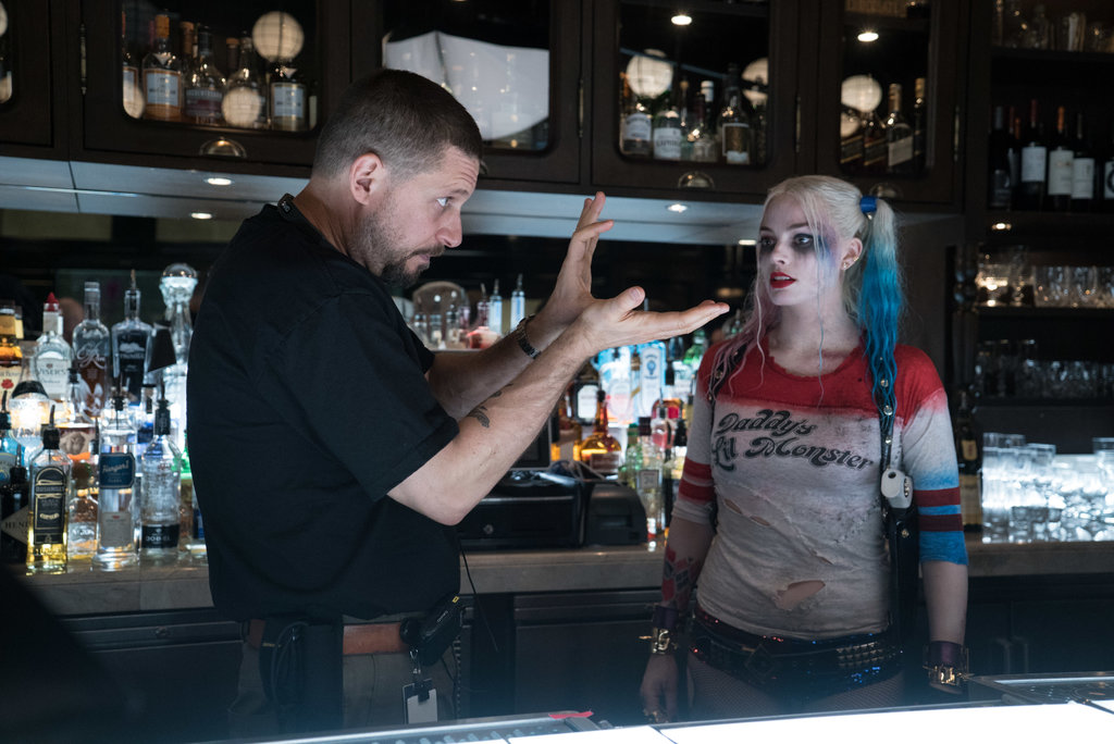 David Ayer and Margot Robbie collaborated in Suicide Squad