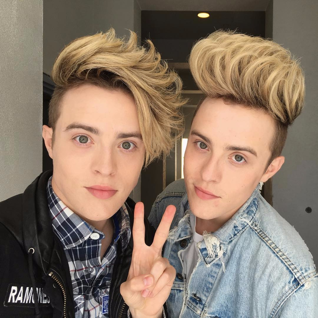 John and Edward Grimes are identical twins