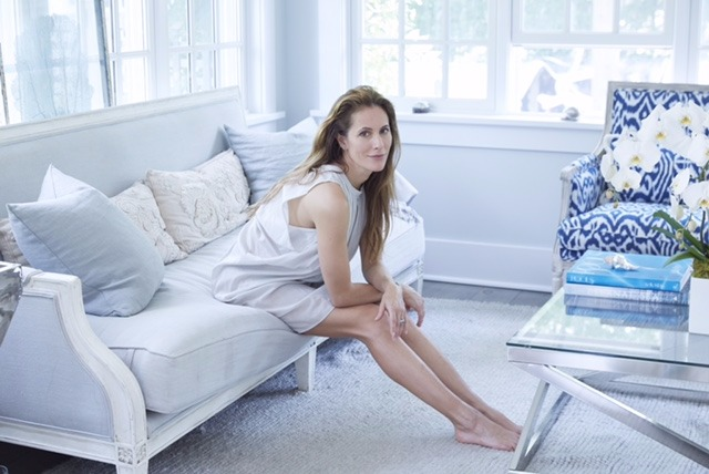 Cristina Cuomo is the founder of lifestyle magazine, Hamptons Purist