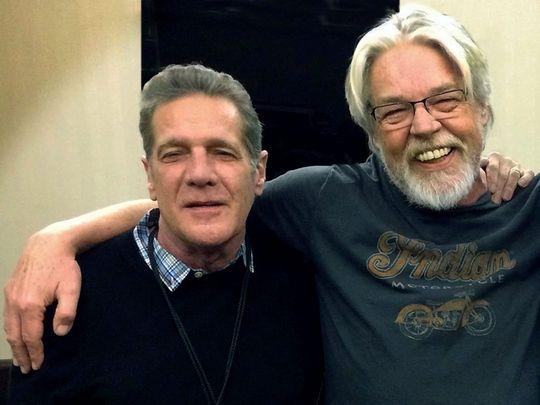 Bob Seger and Glenn Frey