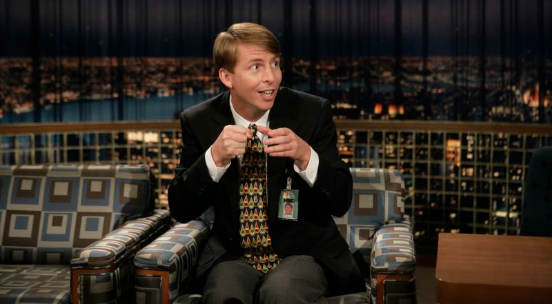 Jack McBrayer on '30 Rock' as Kenneth Parcell