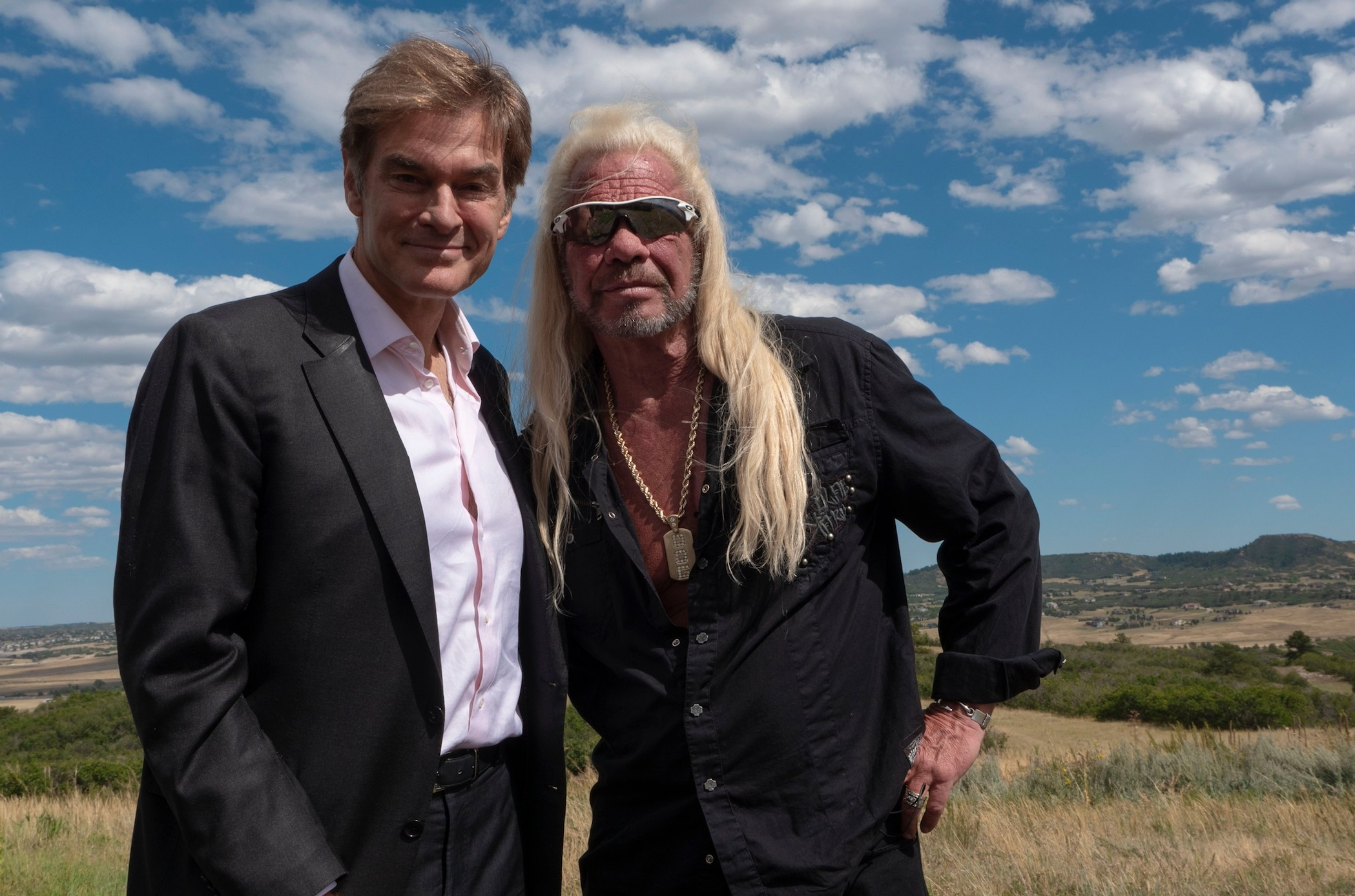 Dr Oz interviewed Duane Chapman in his house. The reality star confessed that he had denied care at the beginning but later received the diagnosis for his Pulmonary Embolism