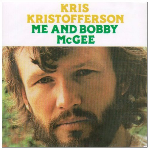 The song 'Me And Bobby McGee''s cover art featured a still of a bearded Chris looking into the camera