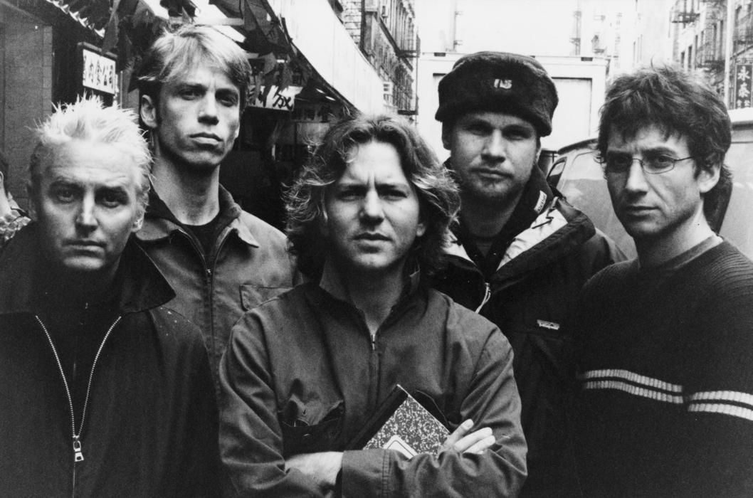 Pearl Jam band members
