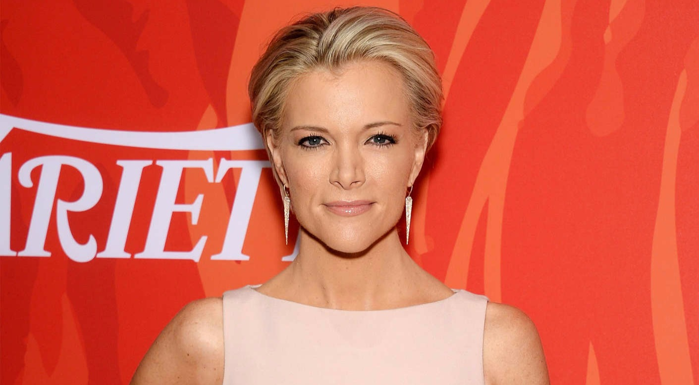 Fox News anchor Megyn Kelly attending an event