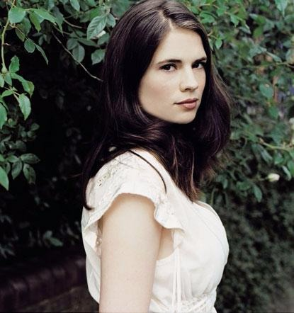 Hayley Atwell's young age picture