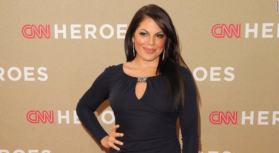 Actress Sara Ramirez during the 2011 CNN Heros All-Star Tribute