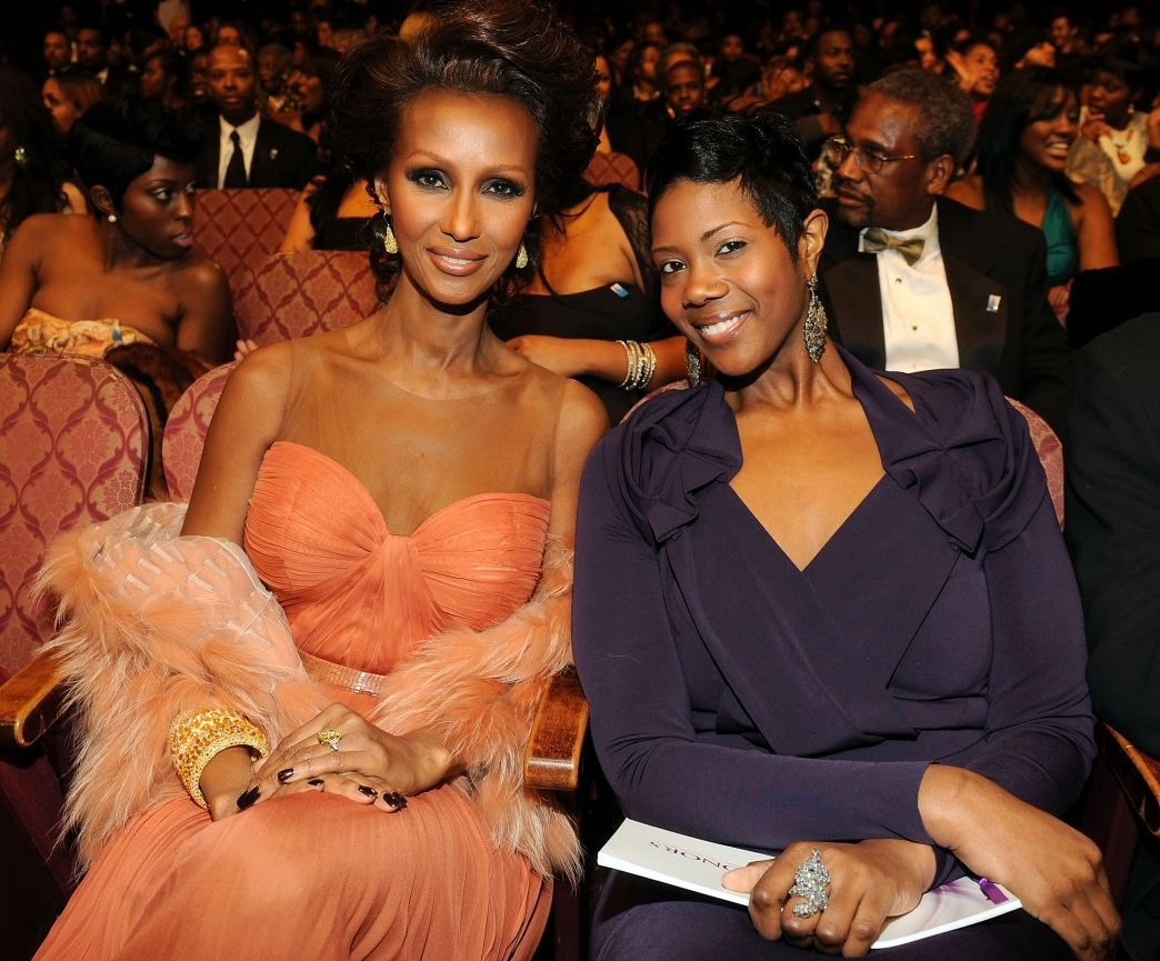 Zulekha Haywood and her mother