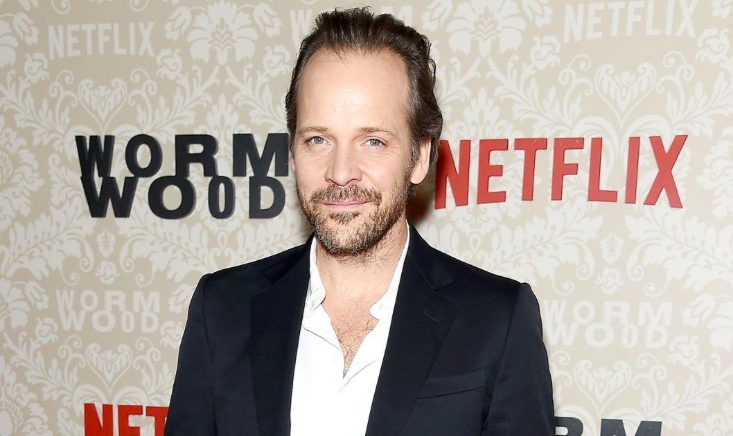 Peter Sarsgaard at the premiere of Wormwood