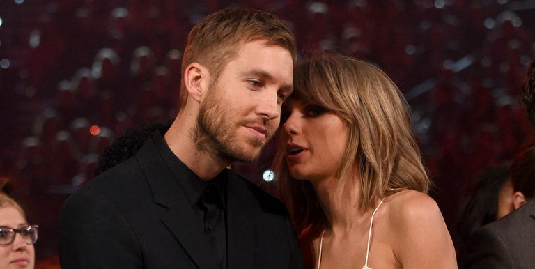 Taylor Swift and Calvin Harris are talking to eachother