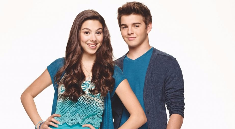 Kira Kosarin and Jack Griffo (The Thundermans). They co-star in the Nickelodeon series as Phoebe Thunderman and Max Thunderman.