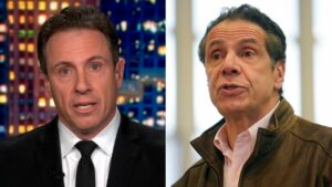 Chris Cuomo Talks About Brother Andrew Cuomo's Sexual Harassment Accusations