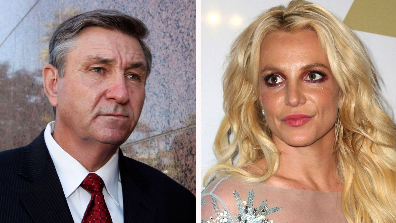 Britney Spears Wants Her Father to Resign as Her Conservator
