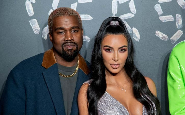 Kanye West Wants Joint Custody of Kids in Kim Kardashian Divorce
