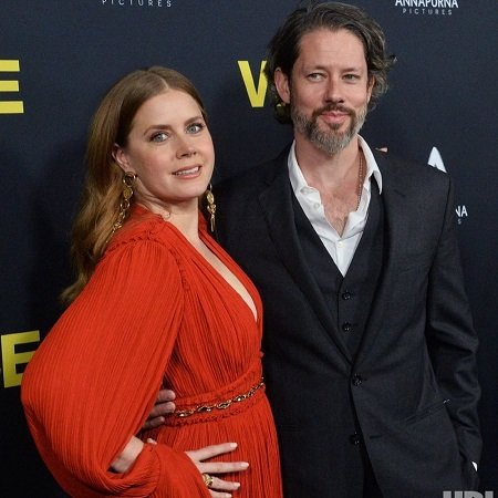 Dareen Le Gallo The American actor attending Vice Film Premiere with his wife