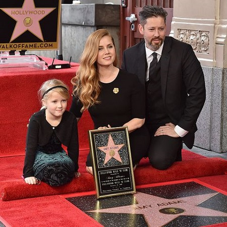 Dareen Le Gallo wife Amy received her Hollywood Walk of Fame star with Le Gallo, Aviana