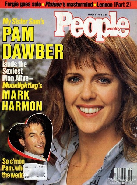 Pam Dawber on a lead role on MY Sister Sam's