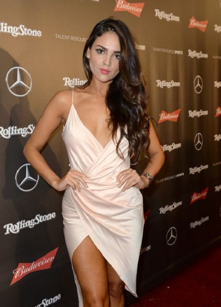 Eiza Gonzalez The Mexican actress attends the premiere of Sony Pictures