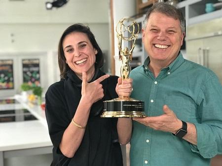 Melissa Baldino's husband Christopher is awarded Emmy Awards for  Best Director