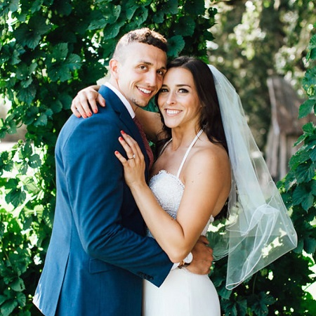 Kayla Braud tied the knot with her boyfriend Phillip Ely