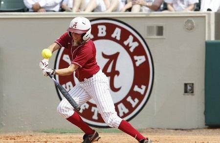 Kayla Braud The former softball player playng for Alabama university