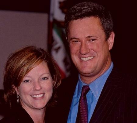 Susan Waren with her ex-husband Joe Scarvorough