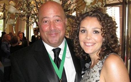Noah Zimmern father Andrew Zimmern and mother  Rishia Anne Felien