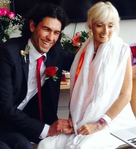 Julia Lazar Franco was married to Tom Franco on 28th July 2014