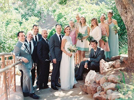 Anna Kate Denver tied the knot with Jaimie Hutter