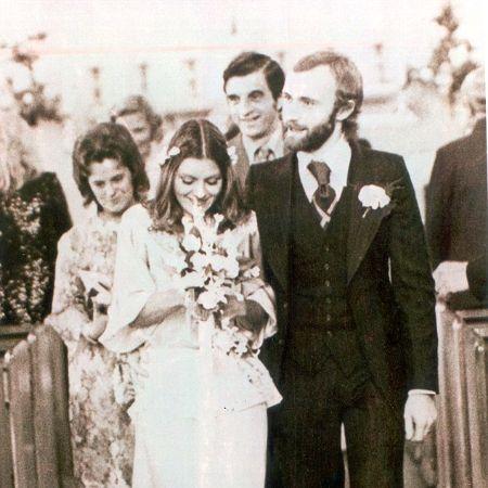Andrea Bertorelli was marrying Phil Collins.