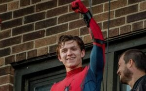 Spider-Man Far From Home Shooting