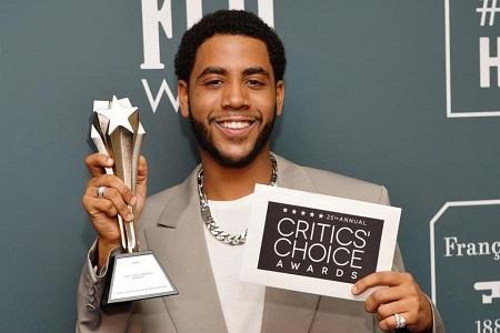 Jharrel Jerome received Critics Choice Awards in 2020