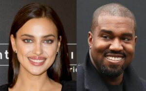 Kanye West and Irina Shayk broke up