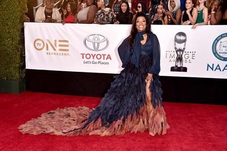 Queen Sugar actress Tina attending 51st NAACP Image Awards