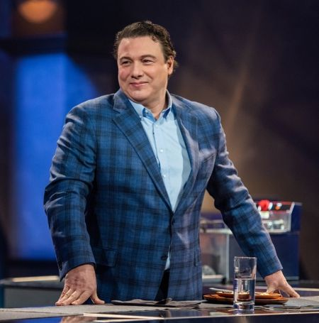 Rocco DiSpirito was on the reality TV show Tournament of Champions